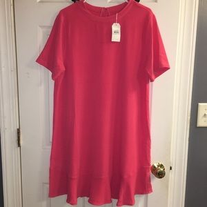 [2for$25] Pinky/Coral Mud Pie dress